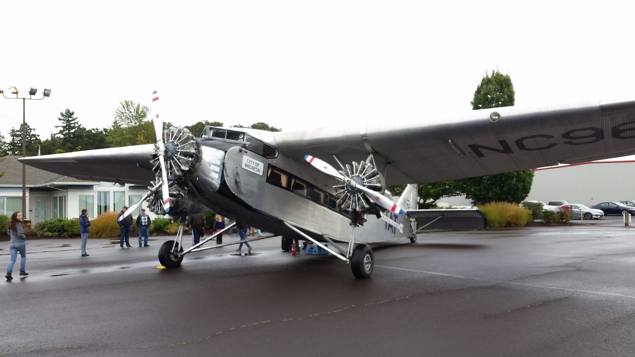 ford tri motor flying in history leeham news and comment